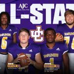 Football Athletes Named to 2019 AJC All-State Team