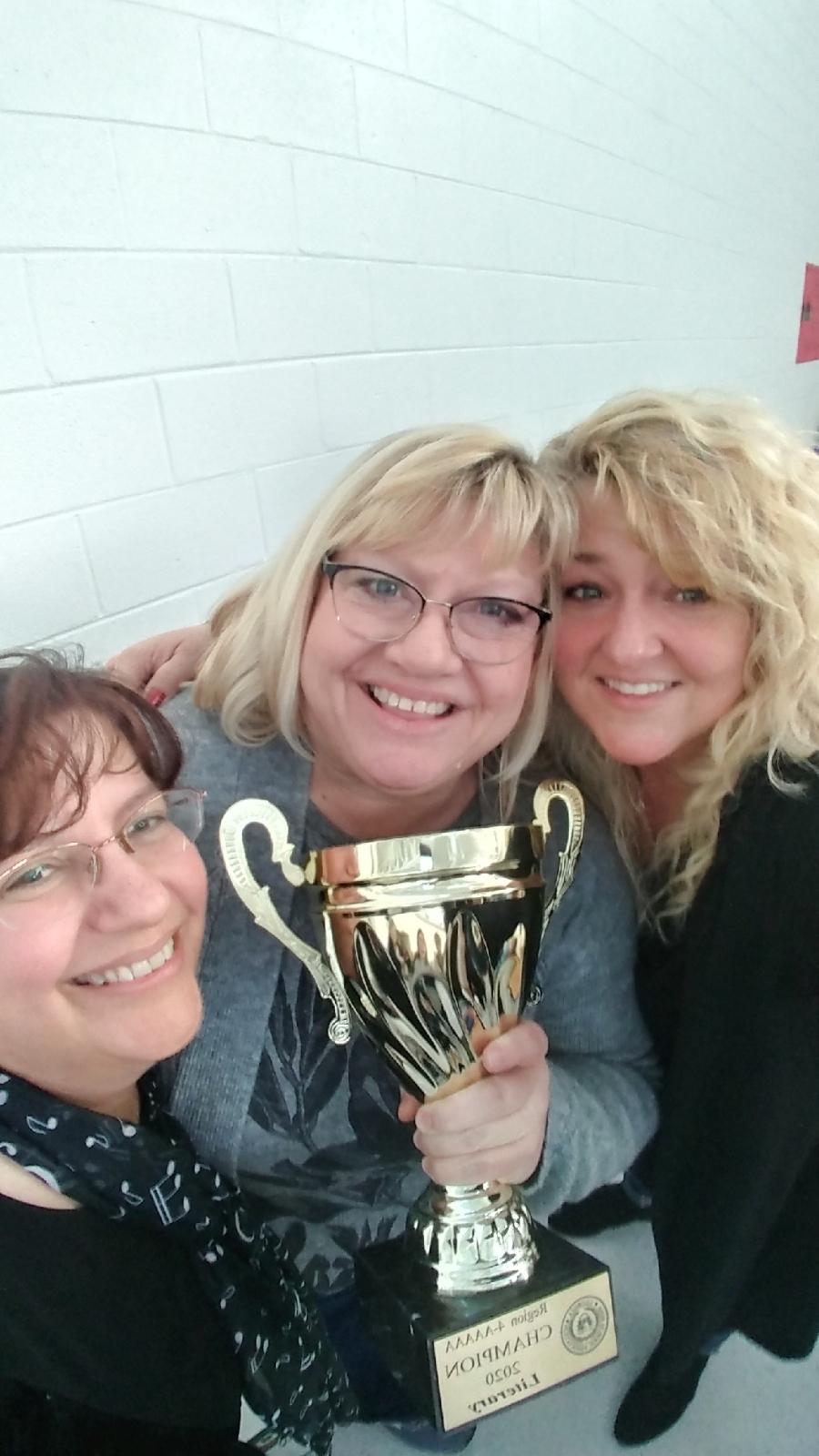 JCHS Literary Wins Region