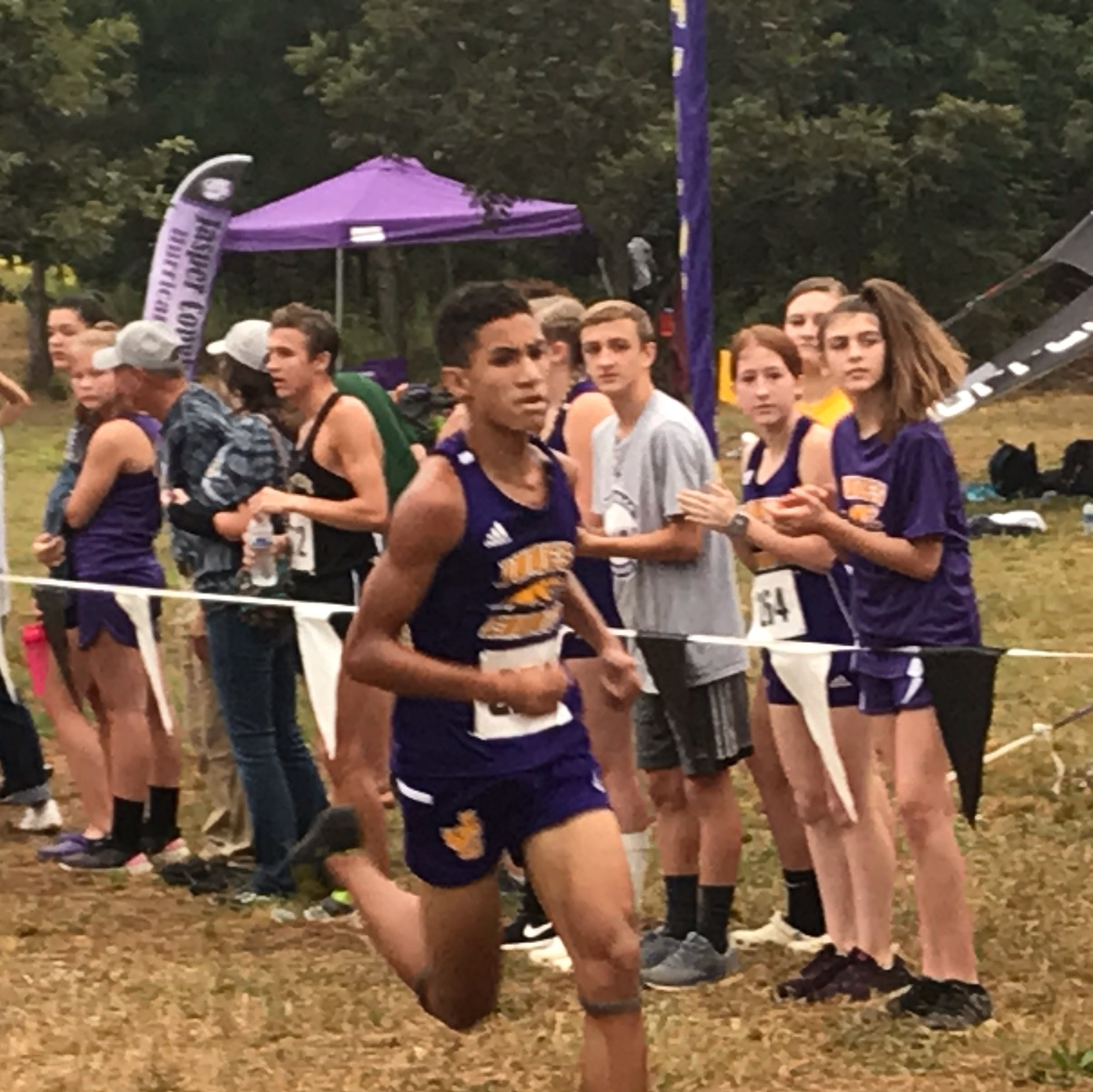 JCHS Cross Country Takes 1st