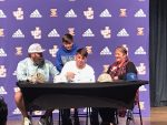 Jacob Thompson Signs with Brevard