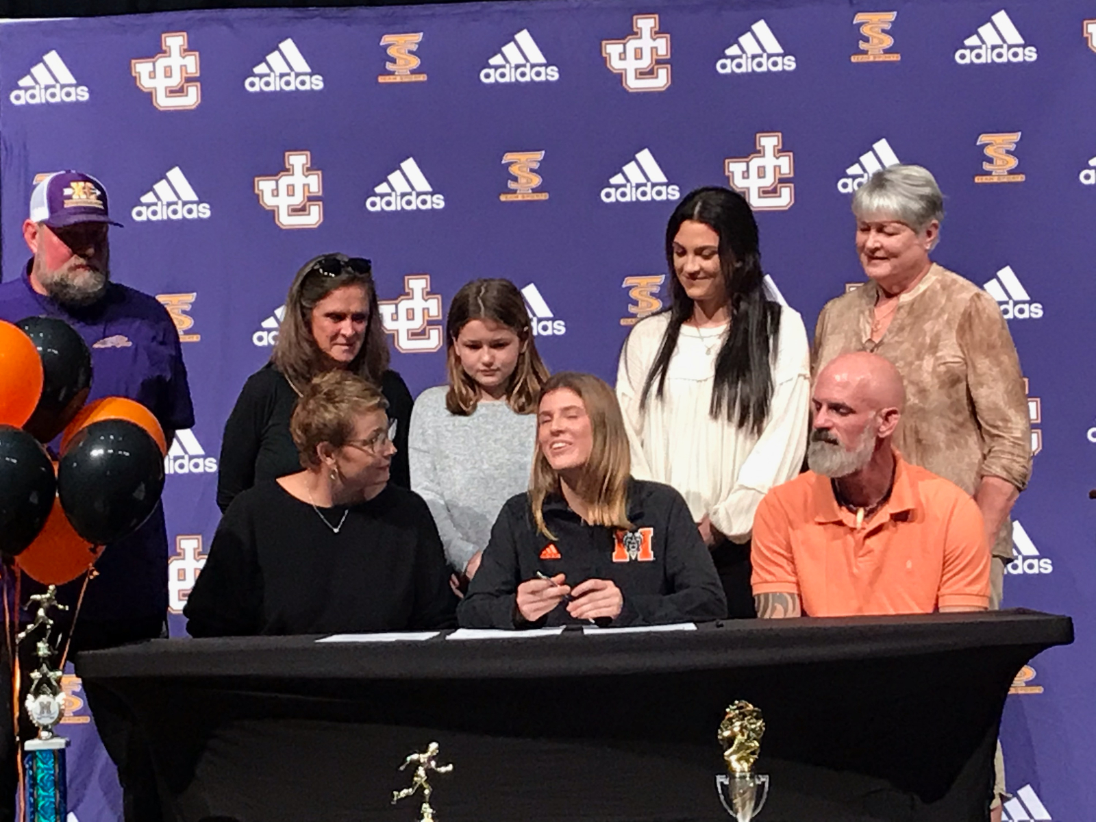 Laney Doster Signs with Mercer