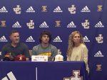 Bailey Taylor Signs Baseball Scholarship