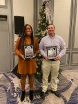 Burt and Howard Receive Honors
