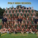 Poly Spotlight Girls Track and Field