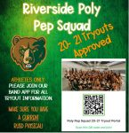 2020-2021 Riverside Poly High School Virtual Tryouts Cheer and Dance