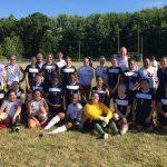 Oberlin Senior High School Girls Varsity Soccer falls to Alumni 4-2
