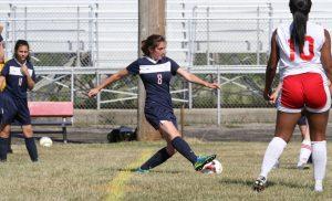 Girls Alumni Soccer Game