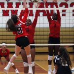 Volleyball Tryout Information-High School and Middle School