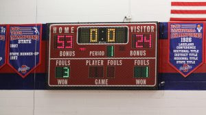 Girls Basketball vs Rhodes–Photos by Erik Andrews
