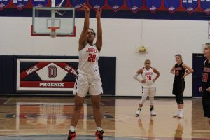 Girls Basketball vs Brookside- By Erik Andrews