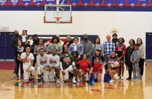 2018 Basketball & Cheer Senior Night-By Erik Andrews