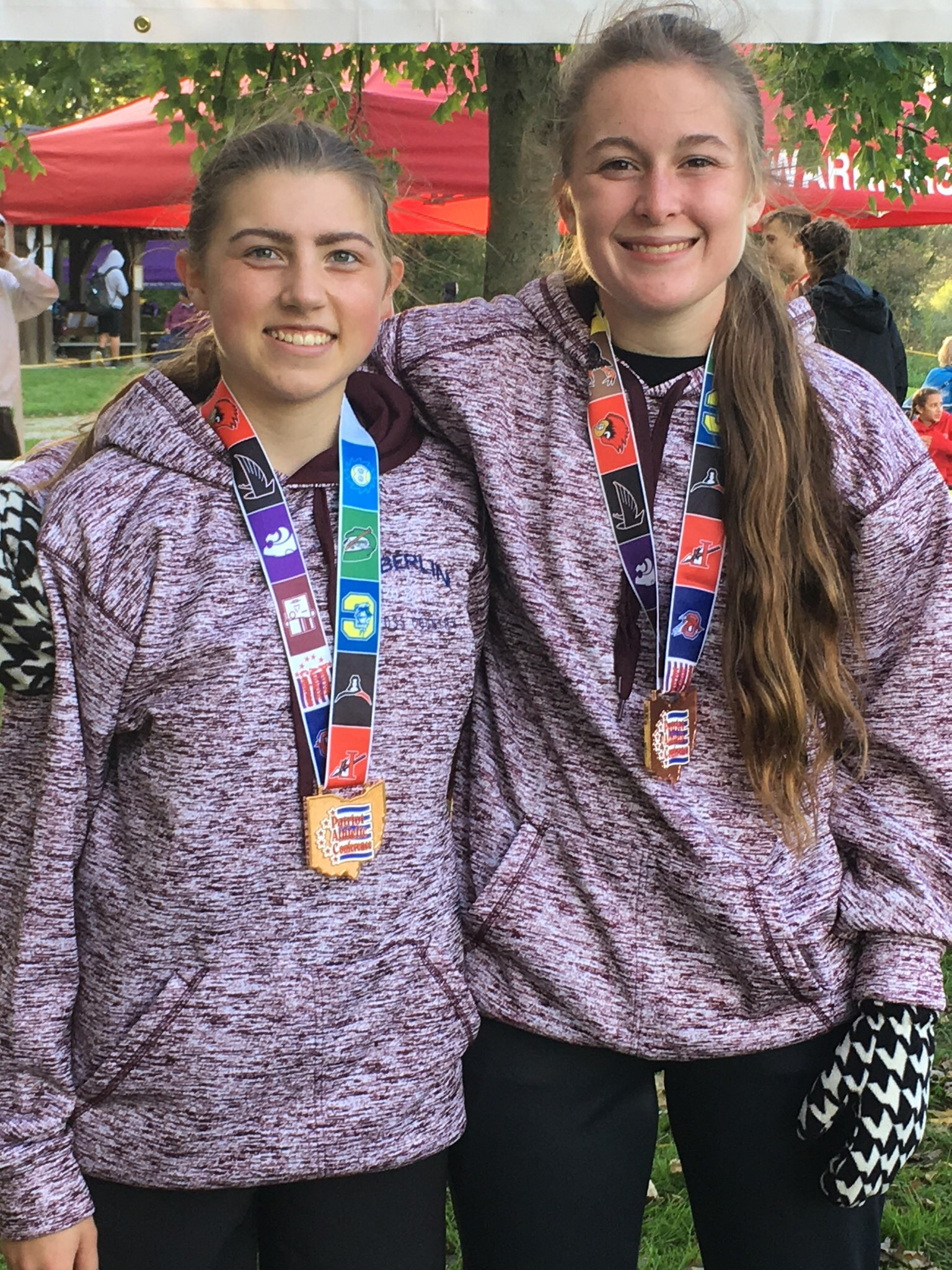 Dobos and Johnson XC All-PAC