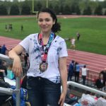Liz Santiago named PAC Female Track Athlete of the Year