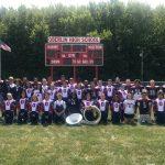 2019 Senior Athletes and Band Members