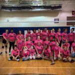 MS Volleyball Gives BACK!!!