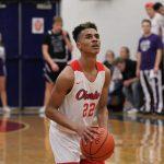 Boys Varsity Basketball beats Lincoln-West 73 – 48