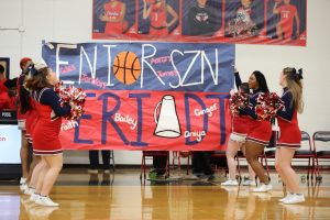 2020 Basketball/Cheer Senior Night-By Erik Andrews