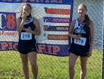 Two Oberlin runners received All league honors