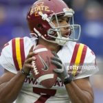 Interview with EC Assistant Football Coach Jared Barnett On His QB Days At Iowa State