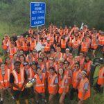 "EC Athletes Participate In ""Adopt A Highway"""
