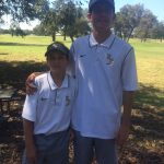East Central High School Boys Junior Varsity Golf falls to Clark High School 0-89