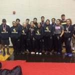 "Hornets Compete In ""Barbender"" Meet in Victoria This Past Weekend"