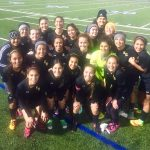 East Central High School Girls Varsity Soccer beat MacArthur 1-0