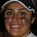 Infielder Kayla Gonzales Named To All Area Team
