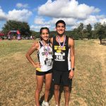 Cross Country Has Strong Showing At  NISD Invitational at Alamo Golf Club