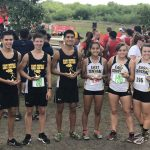 Cross Country Has Stellar Showing At Central Catholic Meet