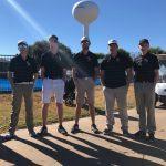 Varsity 1 Golf Shows Grit Through Tough Test At Horseshoe Bay