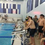 JV Swimming Championships