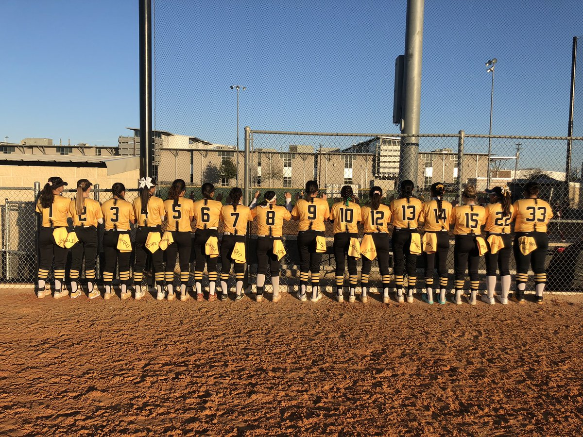 Softball Set For Best Of 3 Vs Buda Hays In To Open State Playoffs