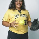 Softball's Kayla Gonzales Honored With Express News Game ball