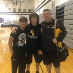 Power Lifter Joel Huerta Qualifies For State