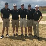 Varsity Golf 1 Participates In District Preview