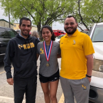 Magdeline Gonzales Wins Singles Championship