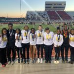 Members Of Hornet Track and Field Qualify For Regionals