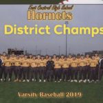 Hornet Baseball Captures Numerous Post Season Awards