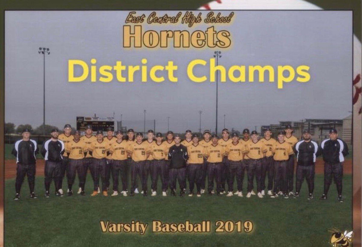 Baseball Secures District Title