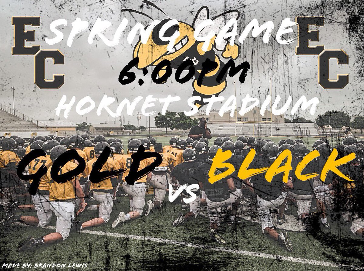 Football To Hold Black And Gold Scrimmage This Thursday