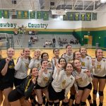 Volleyball Brings Home 1st Place At Harlandale Tournament