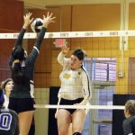 Volleyball vs South San