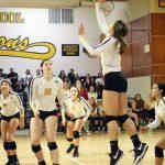 Volleyball Dominates Sam Houston In Non-District Tilt