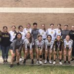 Volleyball at Seguin Tournament