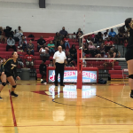 Lady Hornets Pick Up First District Win