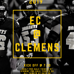 Hornet Football at Clemens Ticket Info