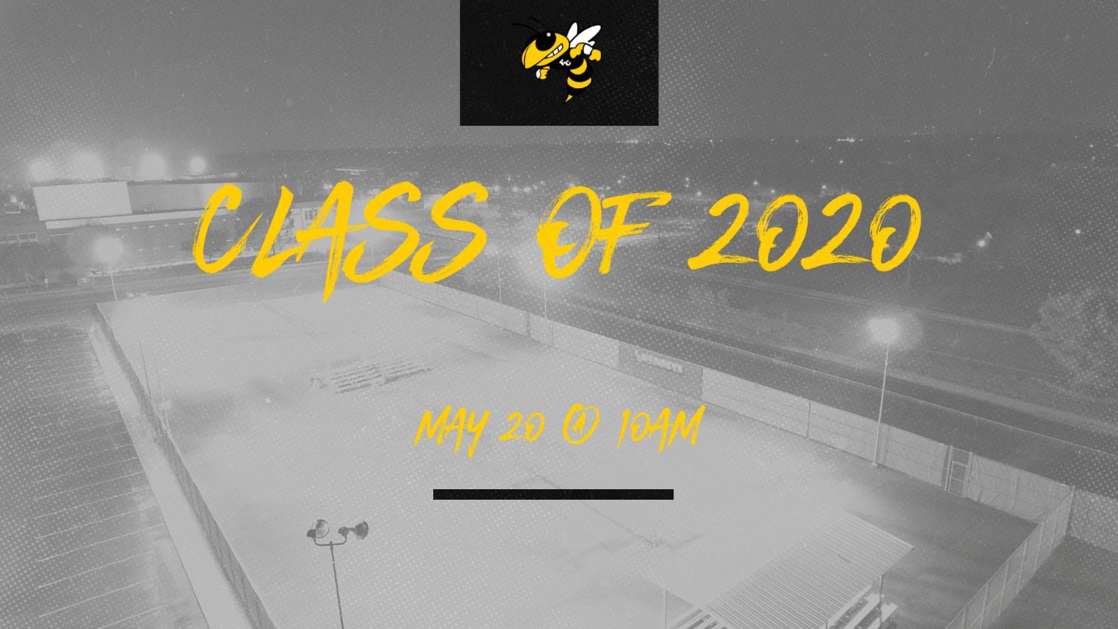 Hornet Tennis Senior Tribute 2020