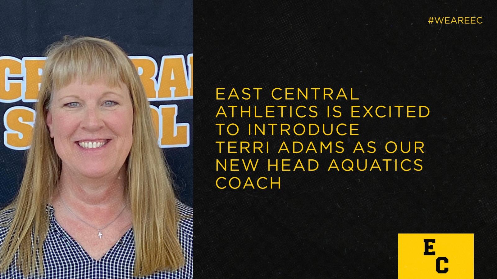 EC Names New Head Aquatics Coach