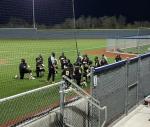 Baseball Opens Season With Big Win